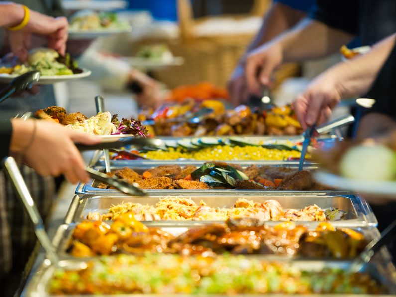 Lunch Dinner Buffets Bavarian Catering