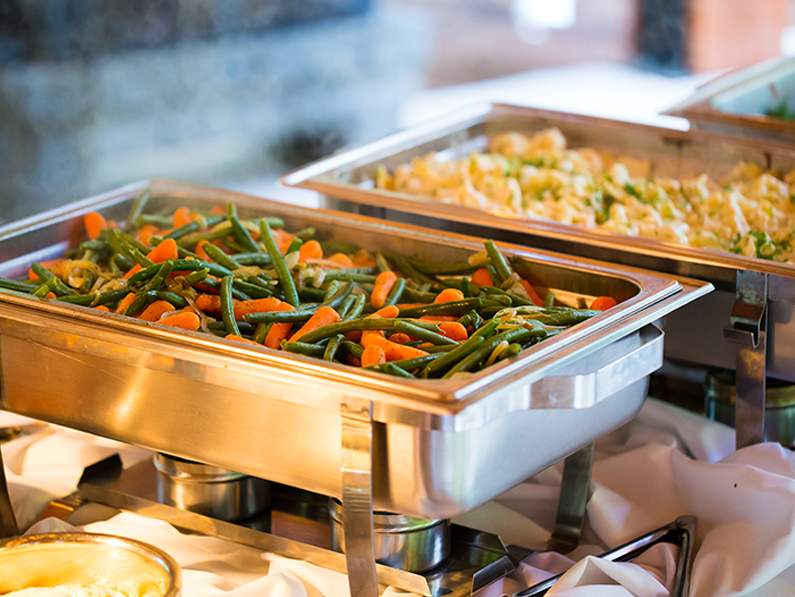 Food And Beverage Buffet Service
